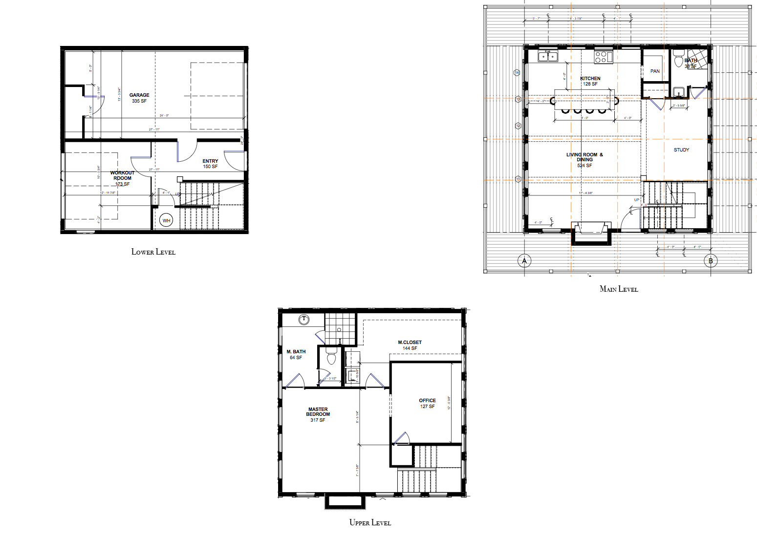 New home plan the lookout a new custom home in west for New custom home plans